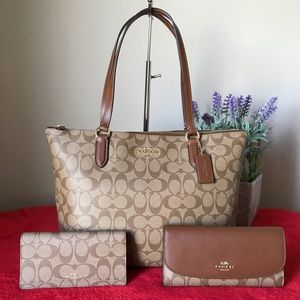 ✅New With Tags Coach Set✅